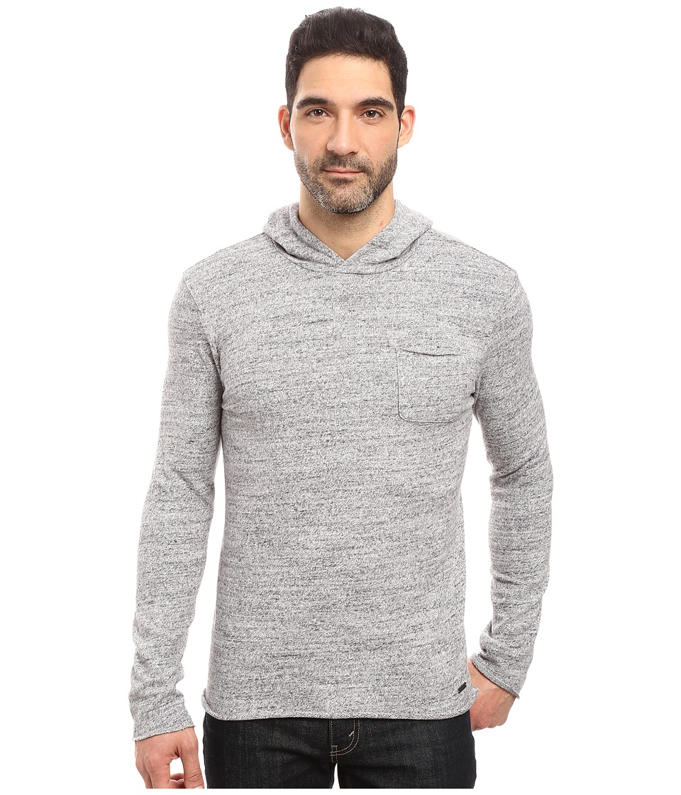 BOSS Orange - Tru Hooded T-Shirt (Grey) Men's T Shirt