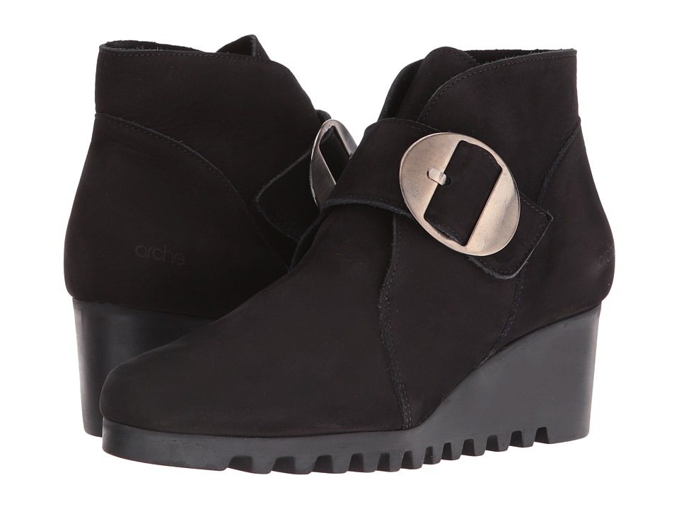 Arche - Larrie (Noir) Women's Shoes