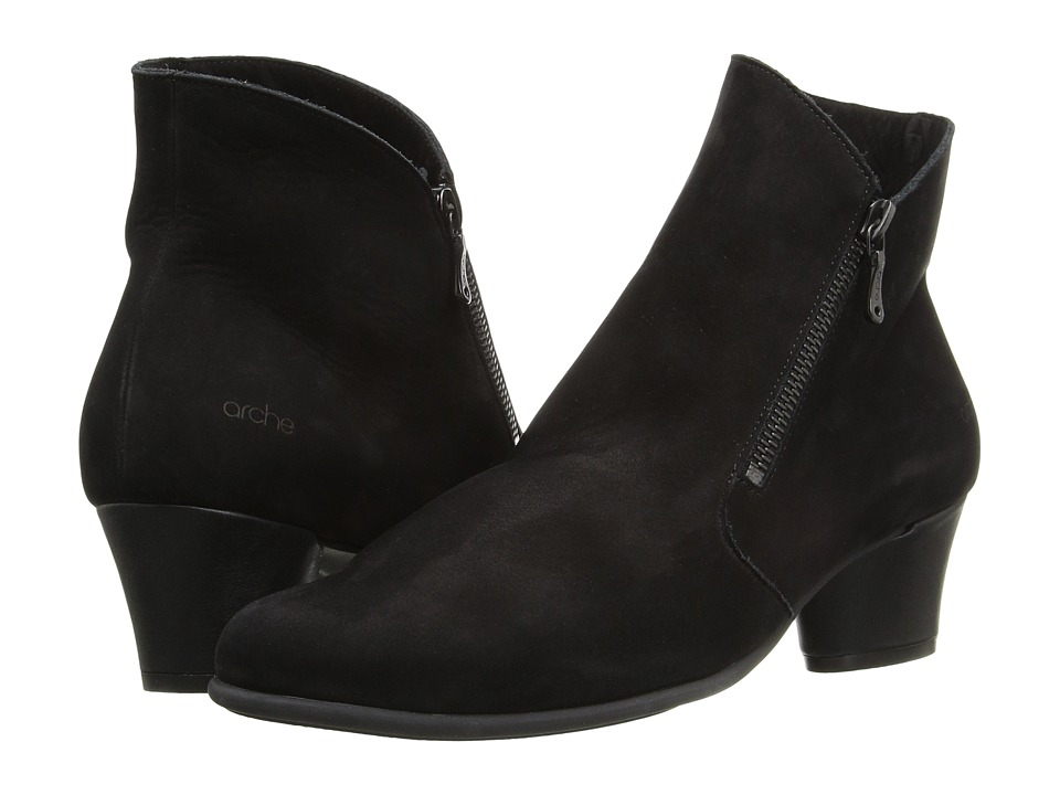 Arche - Musqa (Noir) Women's Shoes