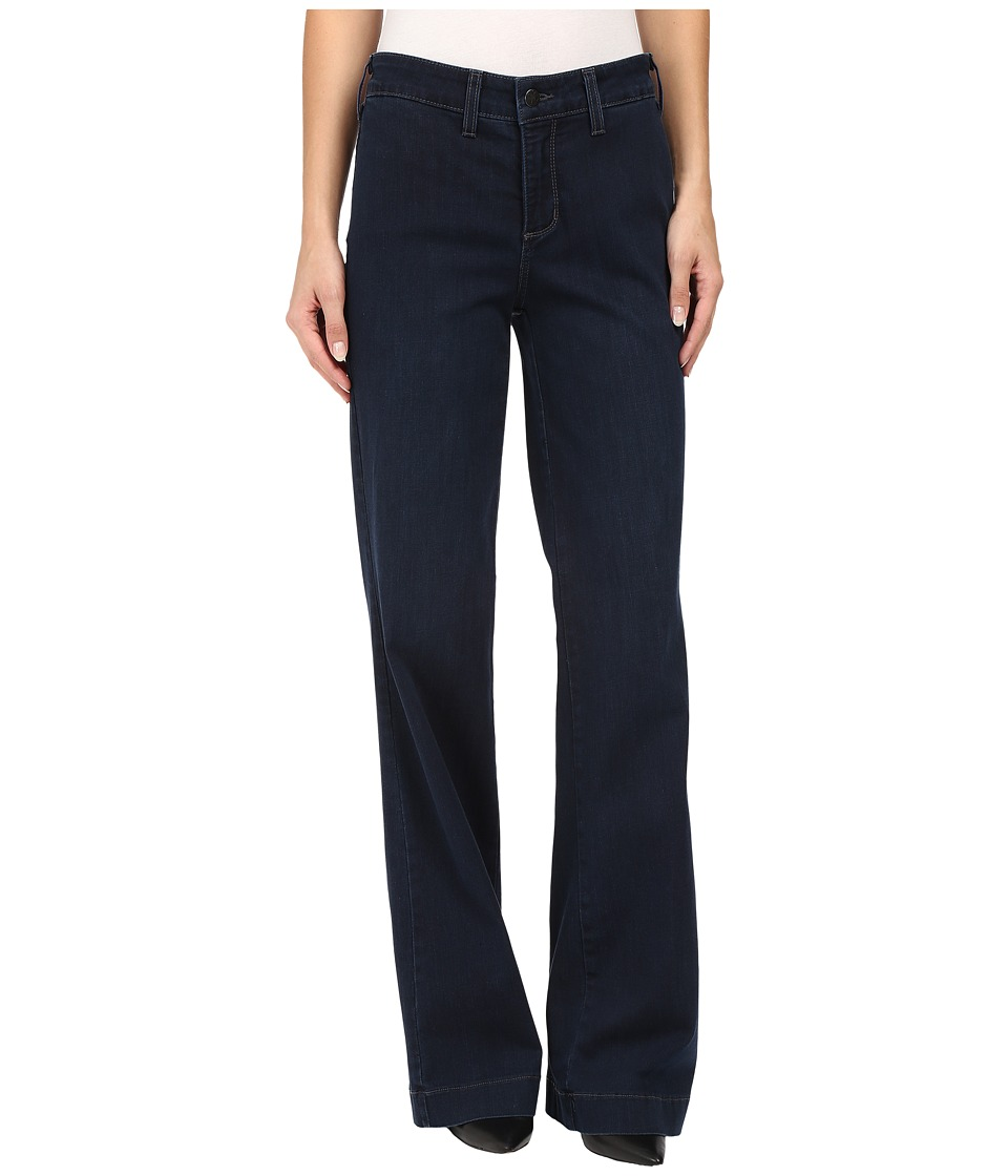 NYDJ - Addison Wide Leg Jeans in Verdun Wash (Verdun Wash) Women's Jeans