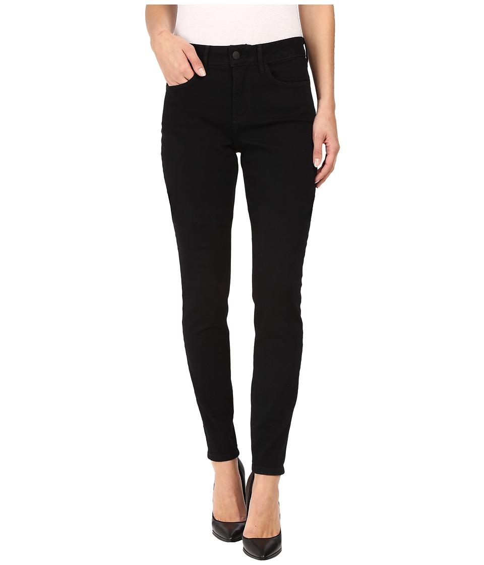 NYDJ - Ami Super Skinny Jeans in Black (Black) Women's Jeans