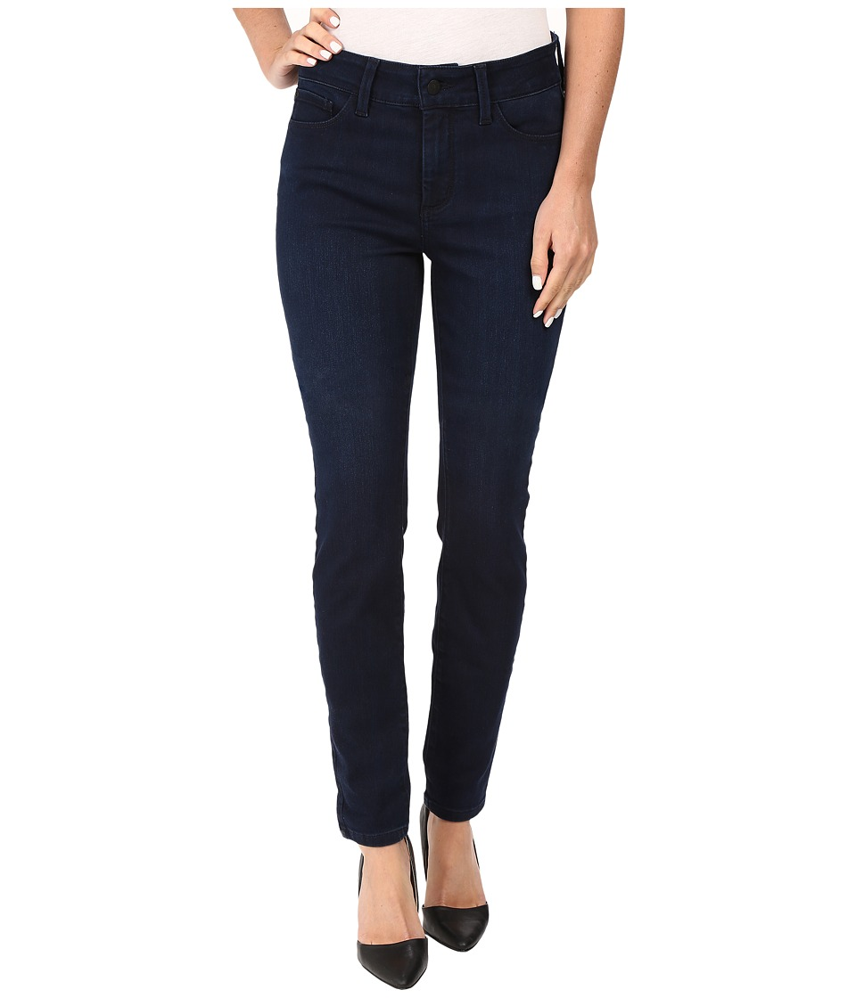NYDJ - Ami Super Skinny Jeans in Future Fit Denim (Paris Nights Wash) Women's Jeans