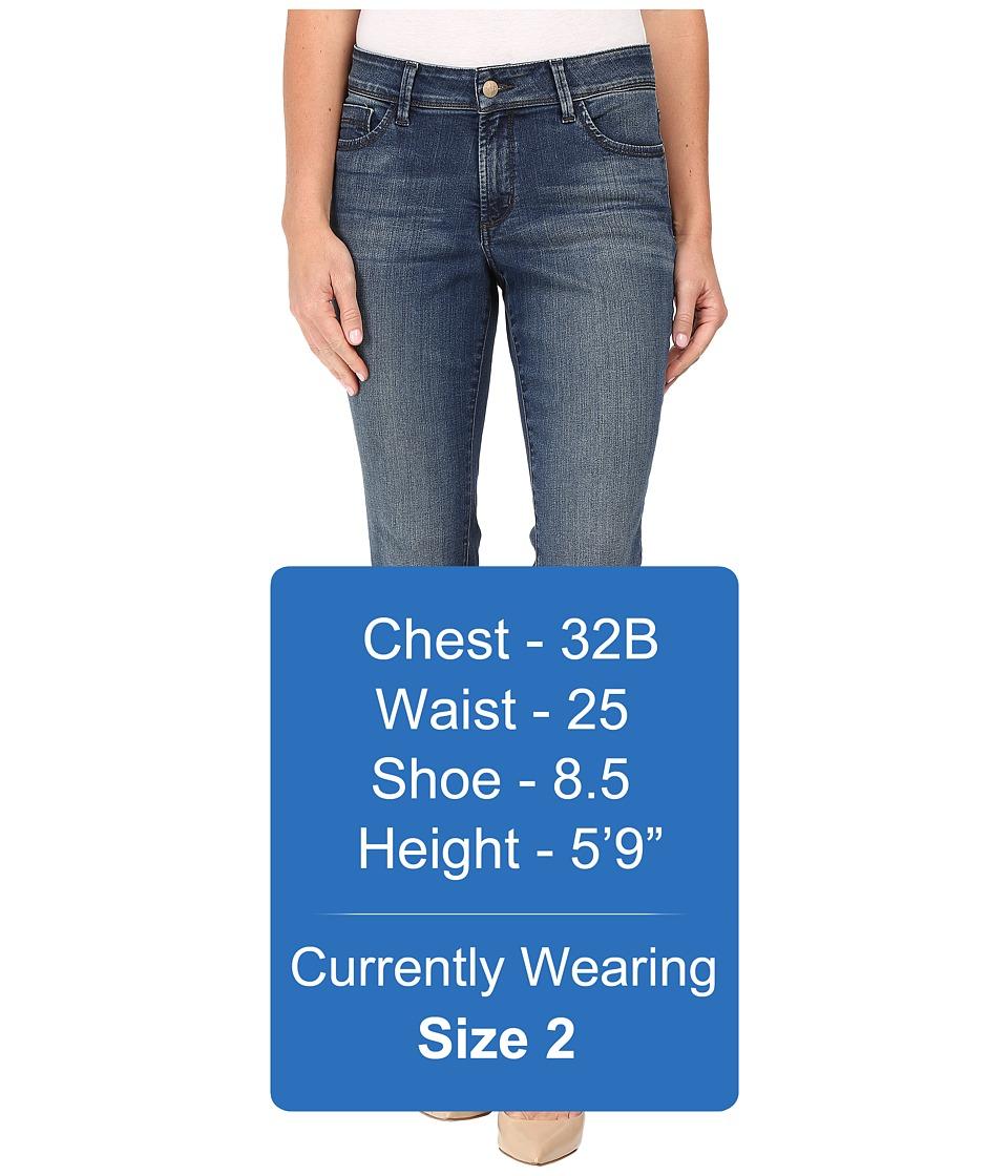 NYDJ - Billie Mini Bootcut Jeans in Montpellier Wash (Montpellier Wash) Women's Jeans