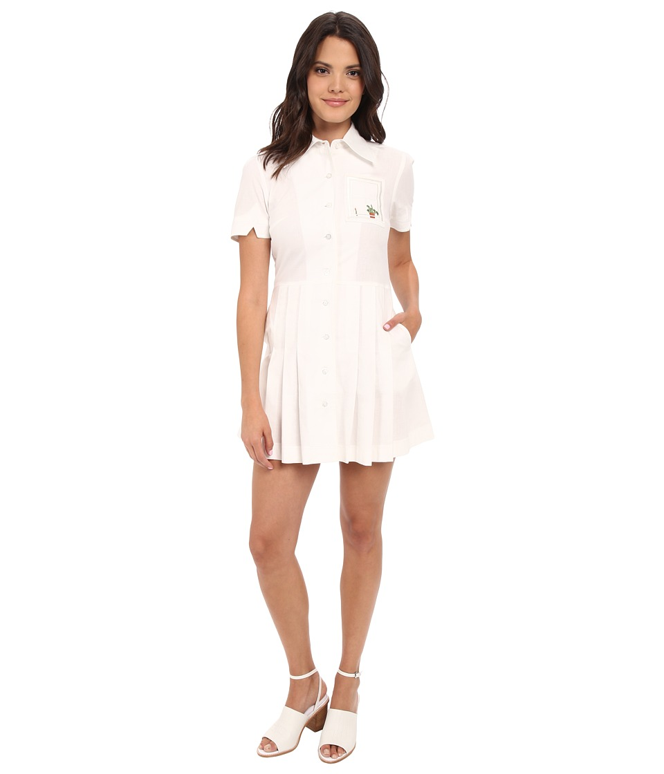Samantha Pleet - Window Dress (Ivory) Women's Dress