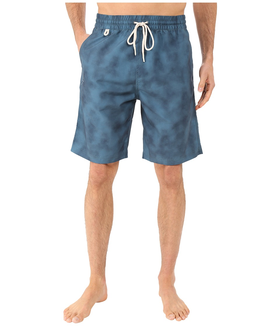 Publish - Andersen - Boardshorts (Navy) Men's Swimwear