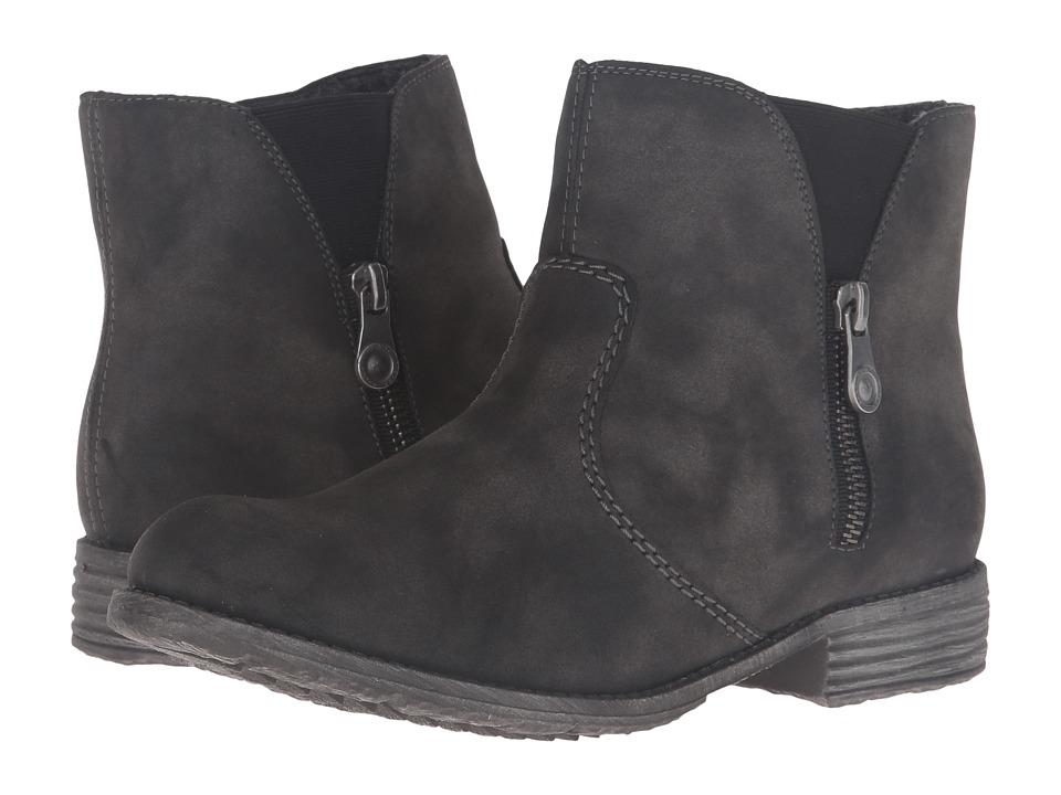 Rieker - 74771 (Anthracite) Women's Boots