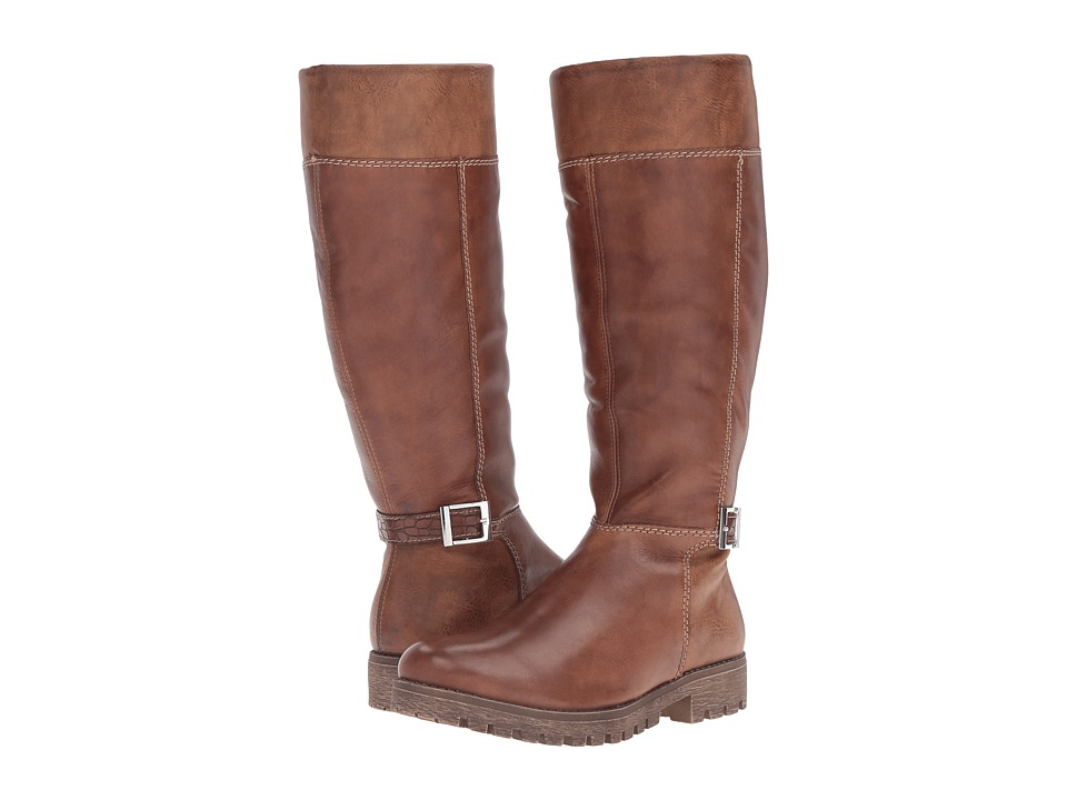 Rieker - 78583 (Mahagoni/Brandy/Mogano) Women's Boots