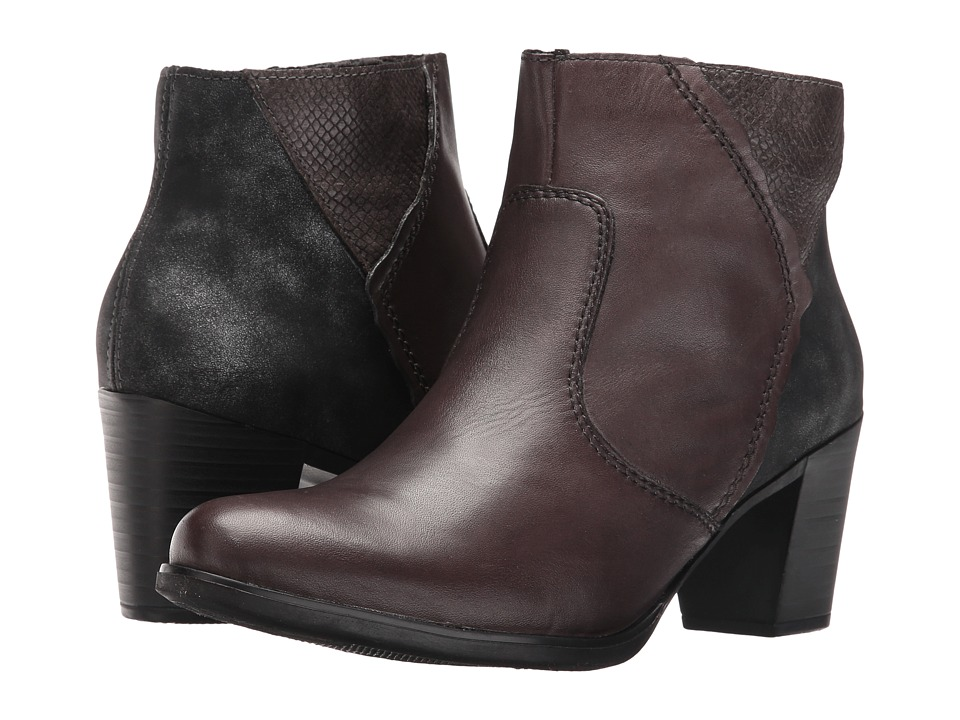 Rieker - Y8954 (Graphit/Stromboli/Graphit Cristallino/Amphib/Olymp) Women's Boots