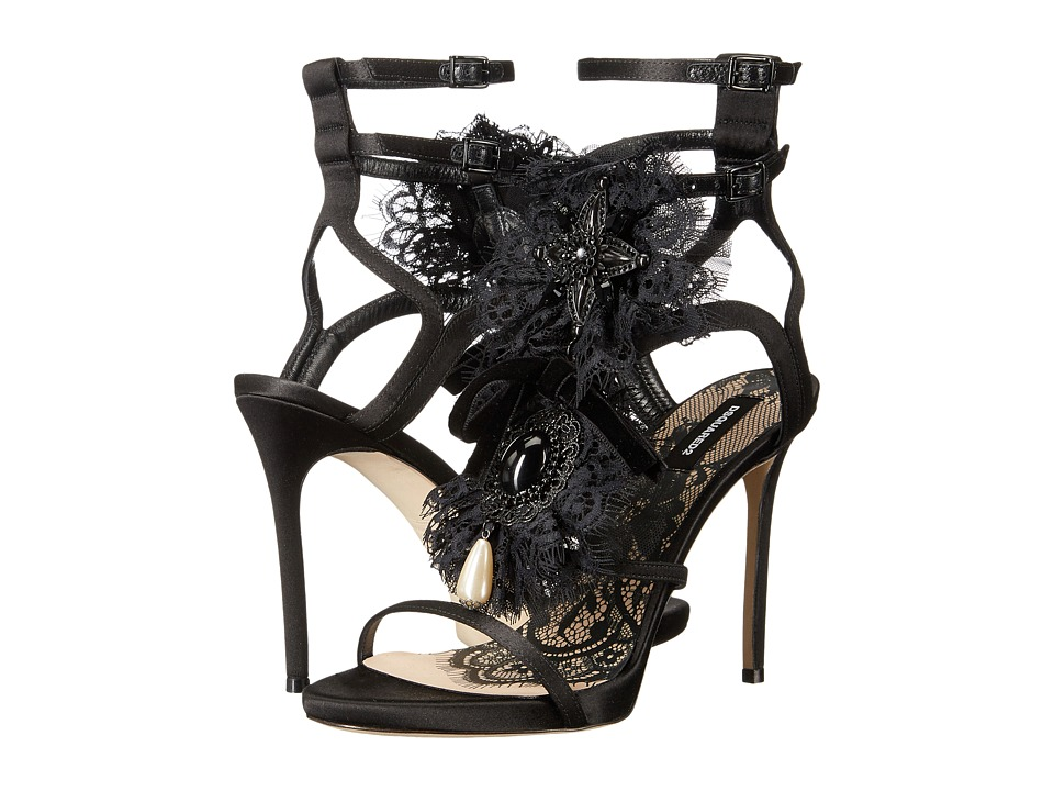 DSQUARED2 - Strappy Sandal (Nero) High Heels