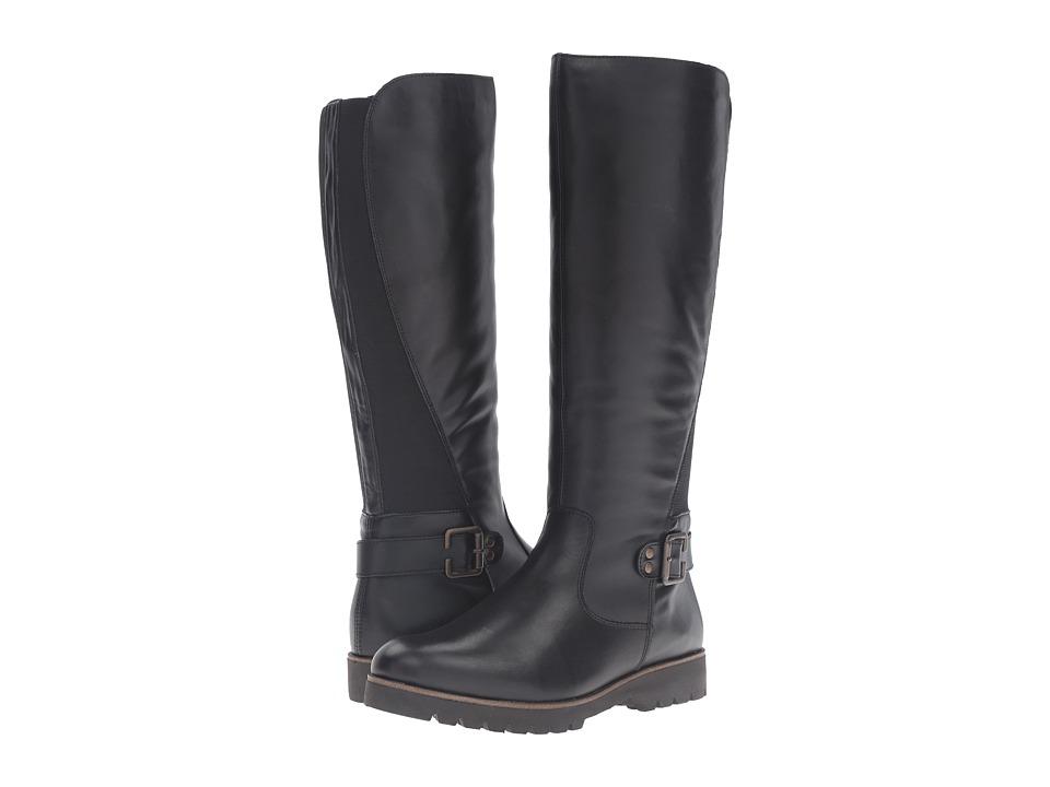 Rieker - D0180 Kelani 80 (Black/Black/Black) Women's Boots