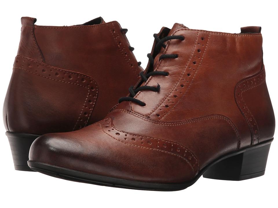 Rieker - D3571 Alani 71 (Chestnut/Chestnut) Women's Boots