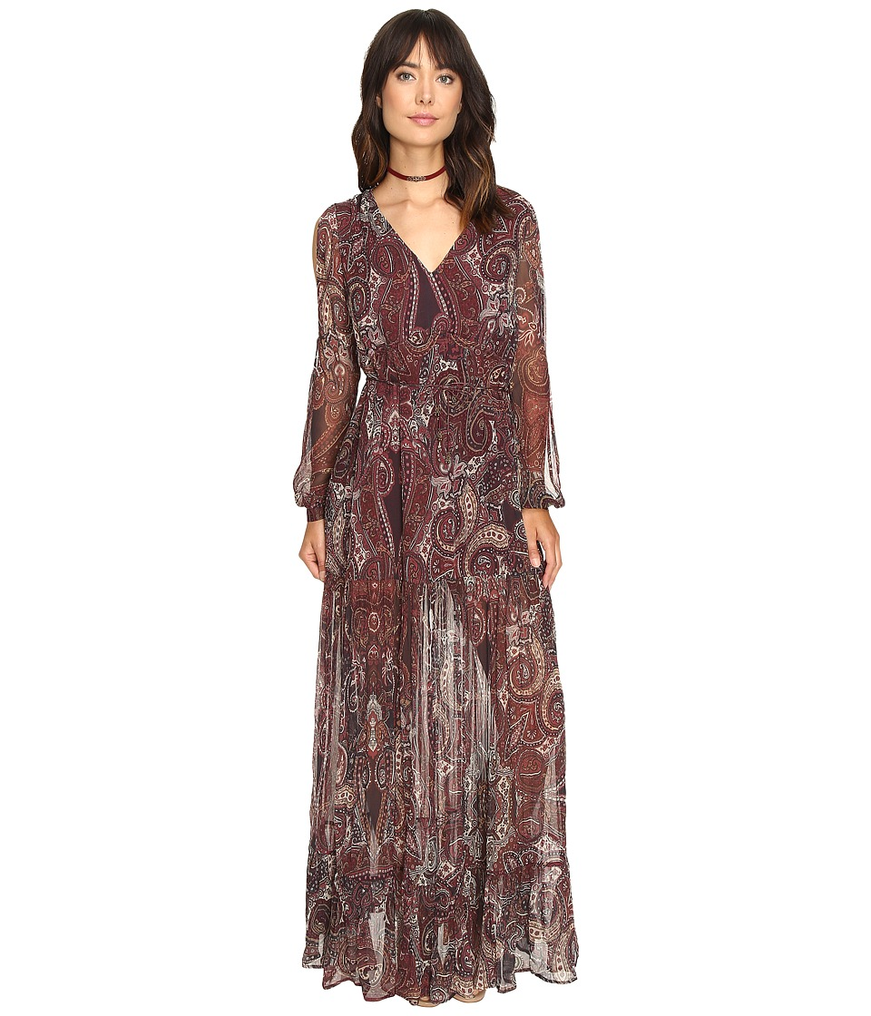 The Jetset Diaries - Labyrinth Maxi Dress (Labyrinth Paisley) Women's Dress