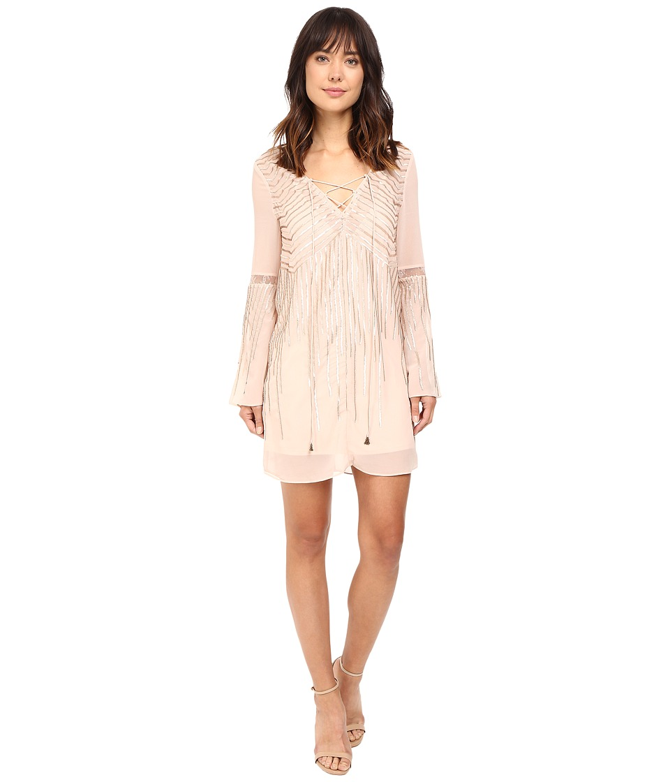 The Jetset Diaries - Byzantine Mini Dress (Bare Blush) Women's Dress