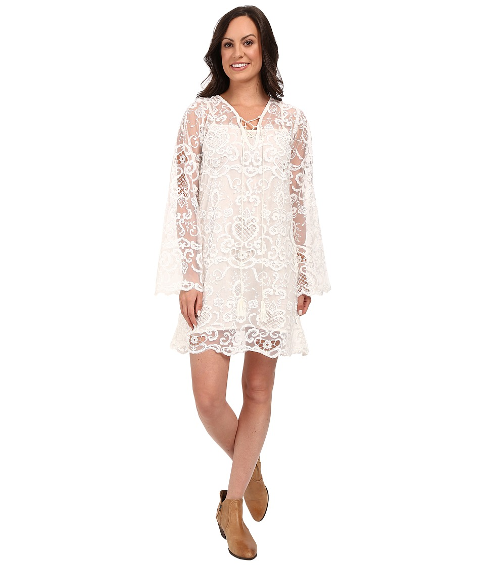 Union of Angels - Maria Dress (White) Women's Dress