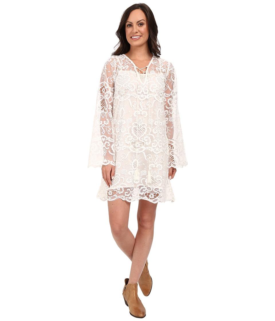 Union of Angels - Maria Dress (White) Women's Dress
