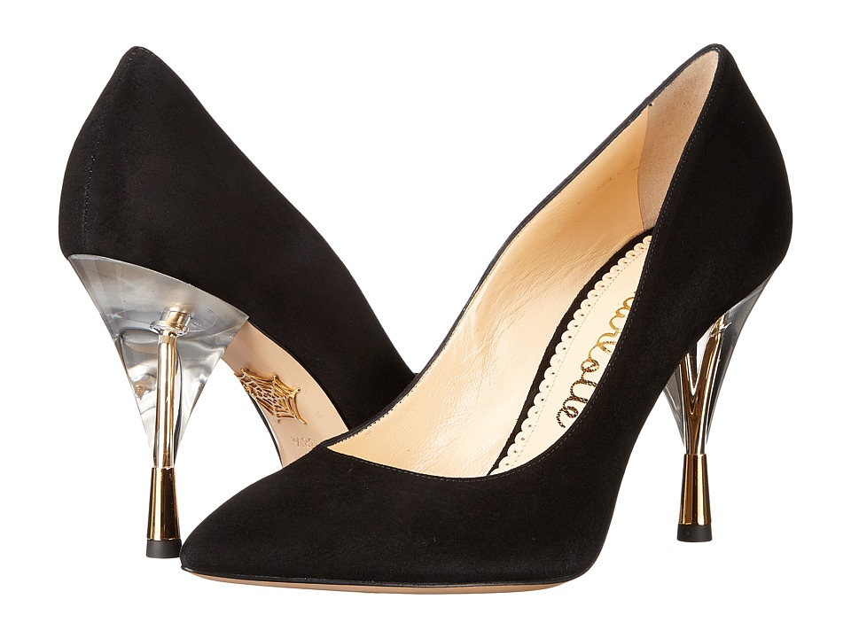 Charlotte Olympia - Juliette (Black) High Heels