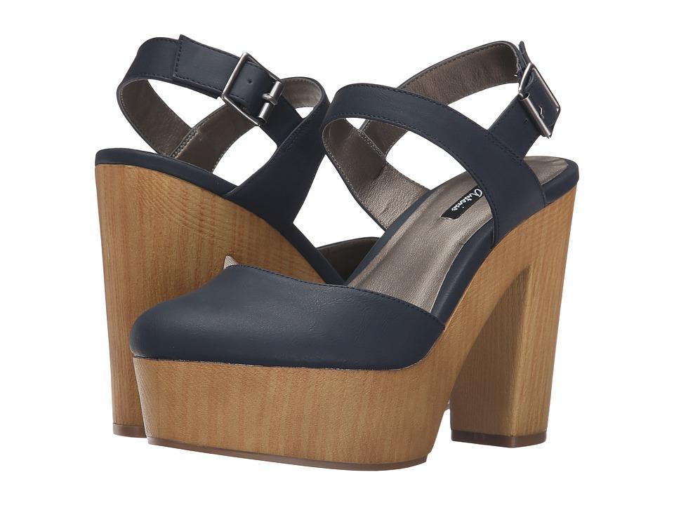 Michael Antonio - Tylie (Navy) Women's Shoes