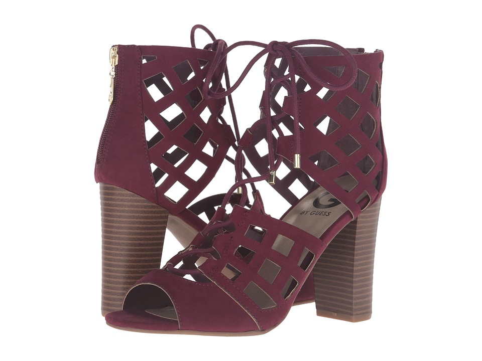 G by GUESS - Iniko (Wine) Women's Shoes