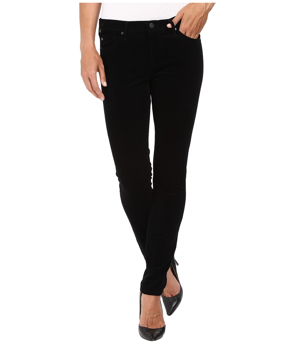 AG Adriano Goldschmied - Prima in Super Black (Super Black) Women's Jeans