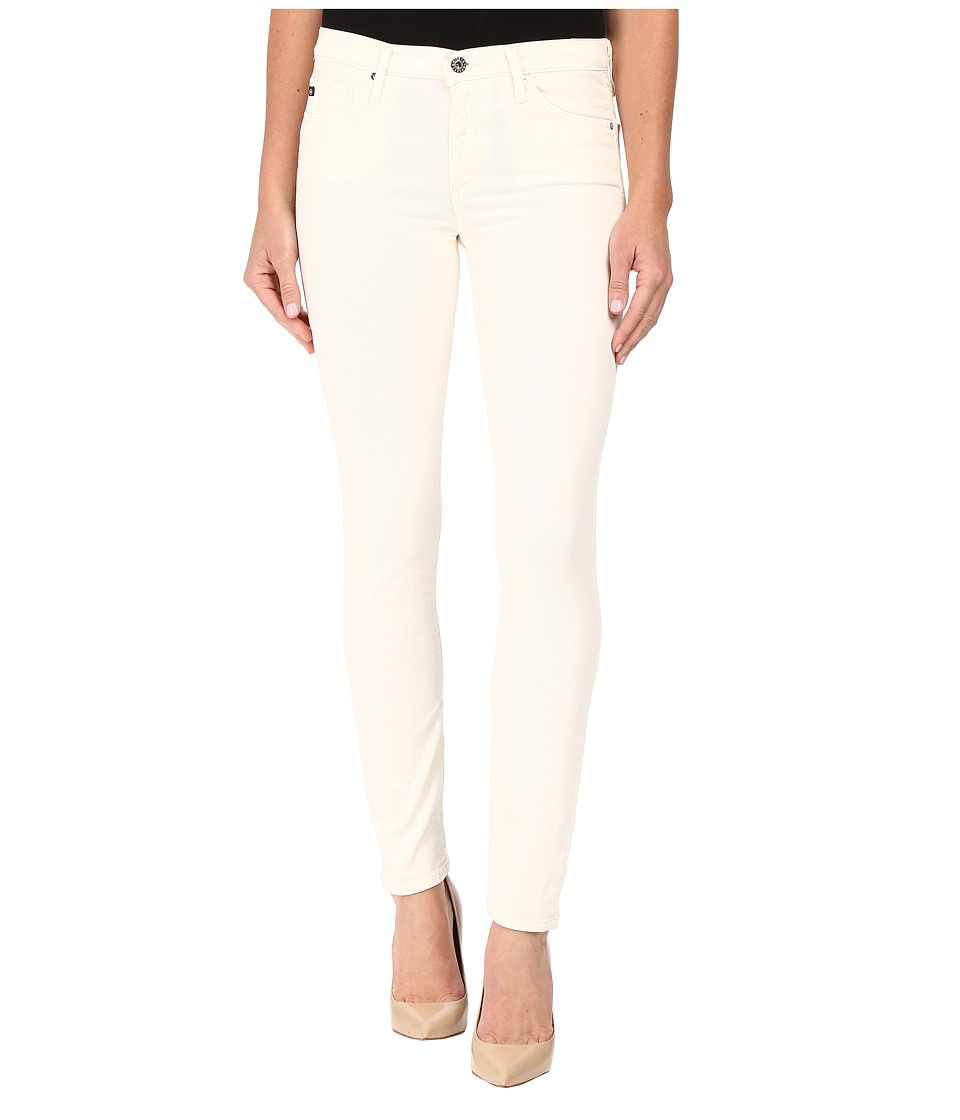 AG Adriano Goldschmied - Prima in Powder White (Powder White) Women's Jeans