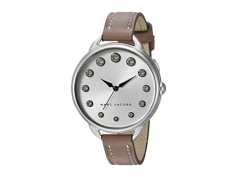 Marc by Marc Jacobs - Betty - MJ1476 (Cement/Stainless Steel) Watches