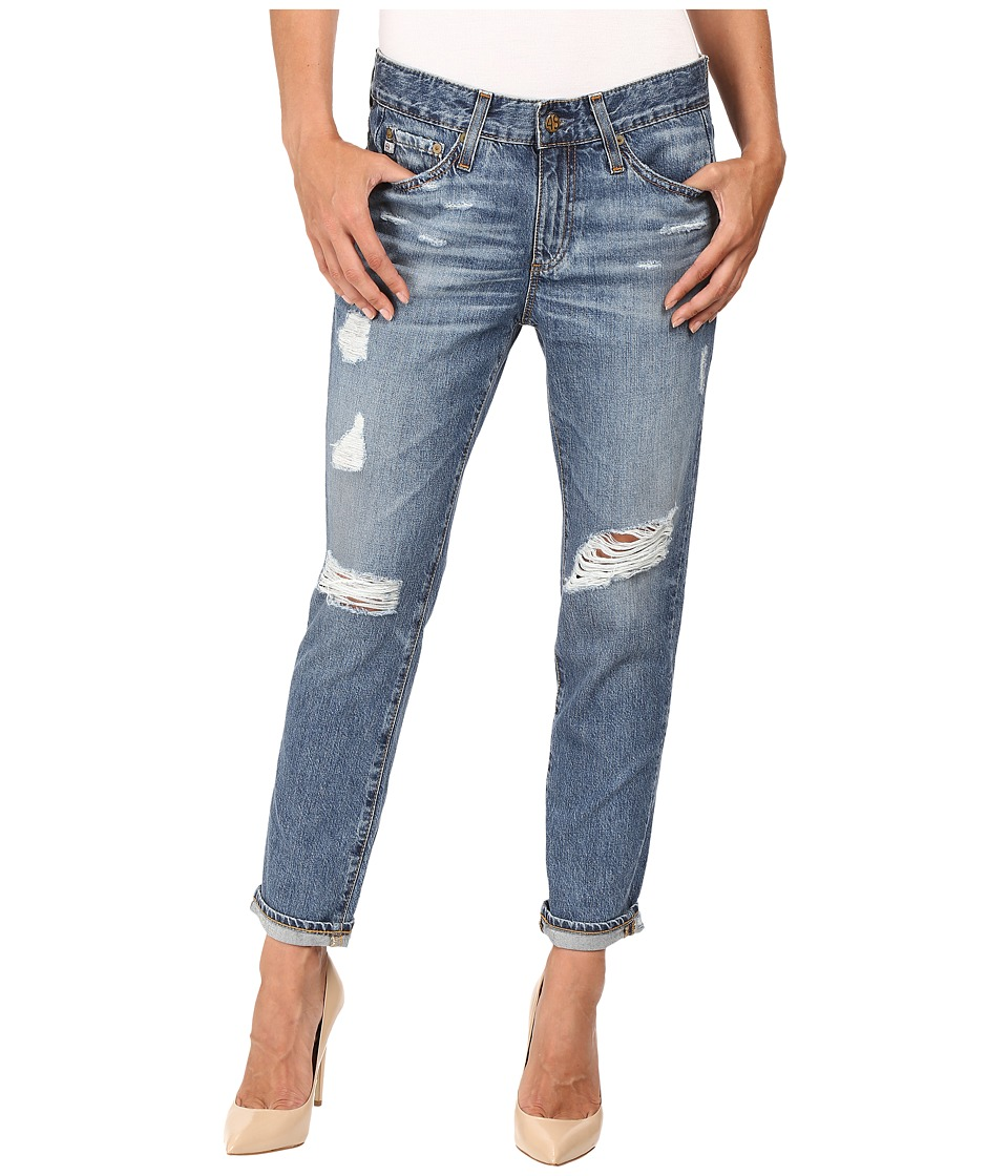 AG Adriano Goldschmied - Beau in 16 Years Hourglass Sand (16 Years Hourglass Sand) Women's Jeans