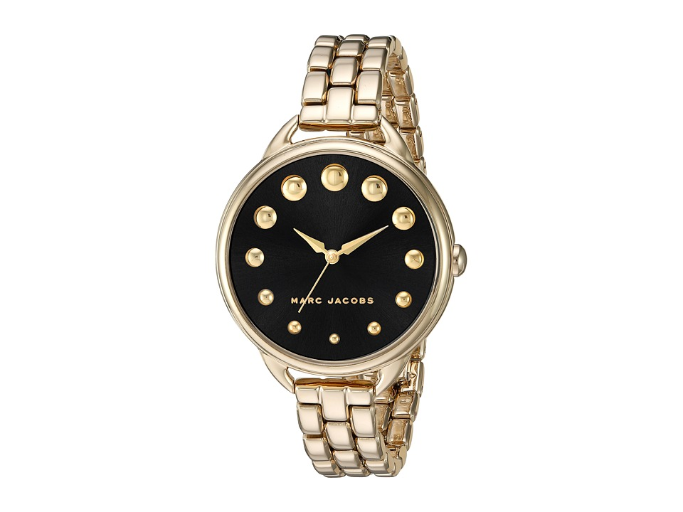 Marc by Marc Jacobs - Betty - MJ3494 (Gold Tone) Watches