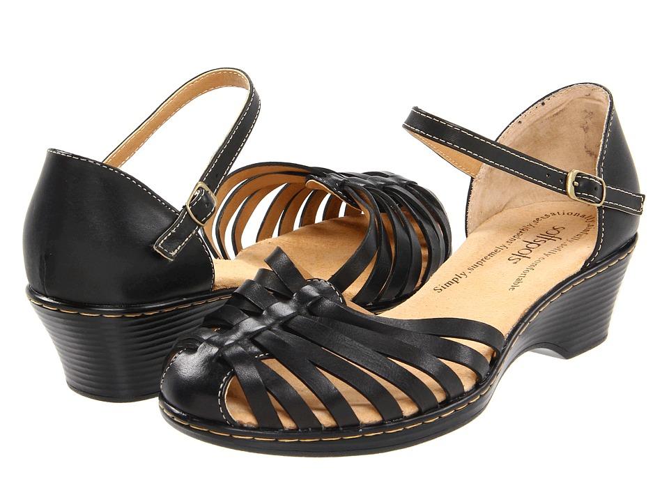 Comfortiva - Tatianna - Soft Spots (Black) Women's Slip on Shoes