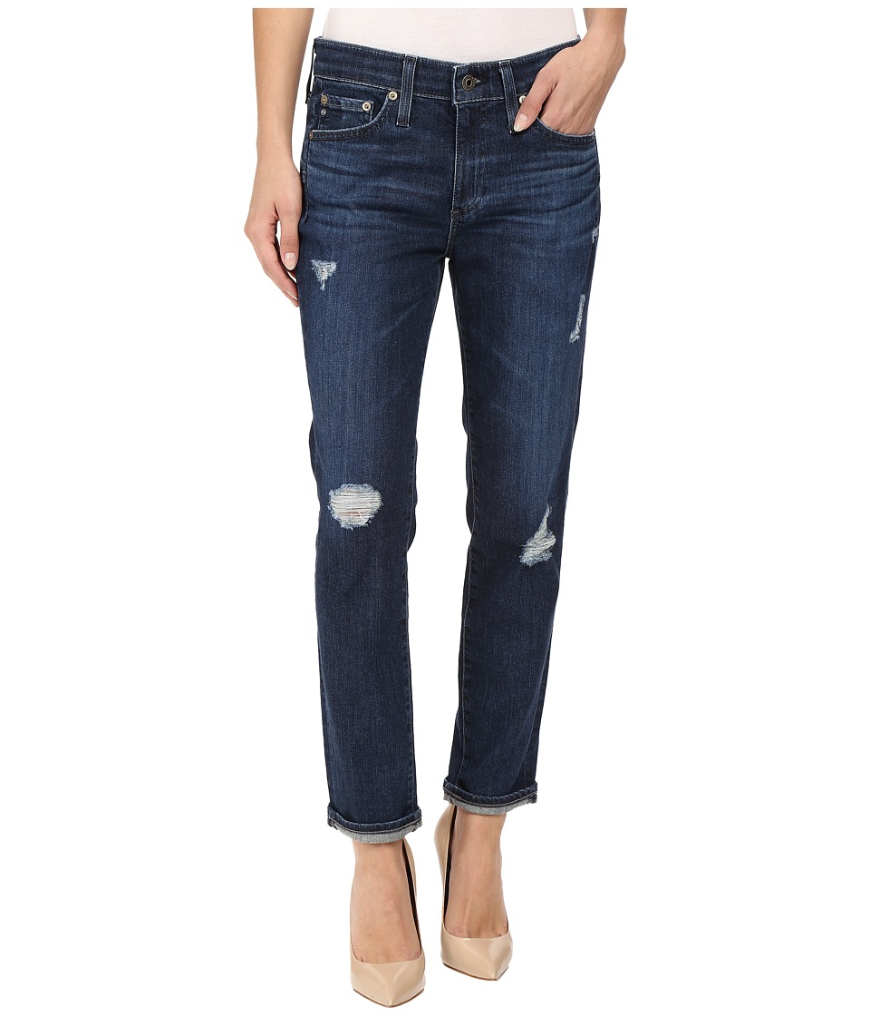 AG Adriano Goldschmied - Beau in Winnow (Winnow) Women's Jeans