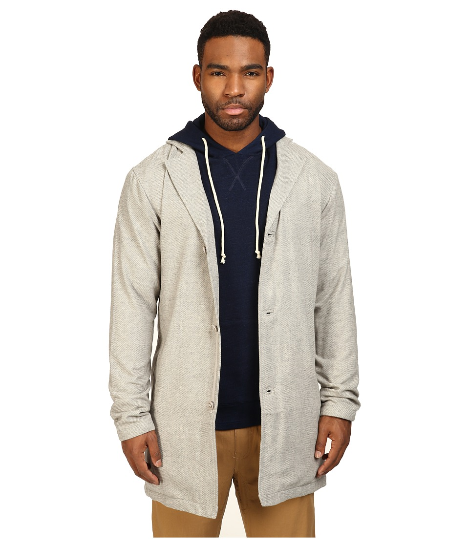 Publish - Gianni - Jacket Woven (Grey) Men's Coat