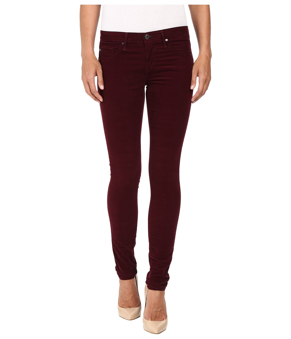 AG Adriano Goldschmied - Leggings in Wine (Wine) Women's Jeans
