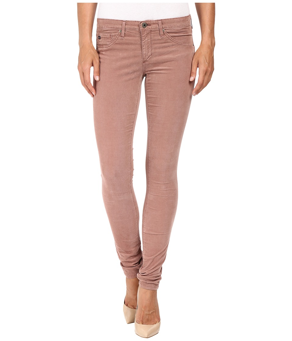 AG Adriano Goldschmied - Leggings in Sulfur Dusty Rose (Sulfur Dusty Rose) Women's Jeans
