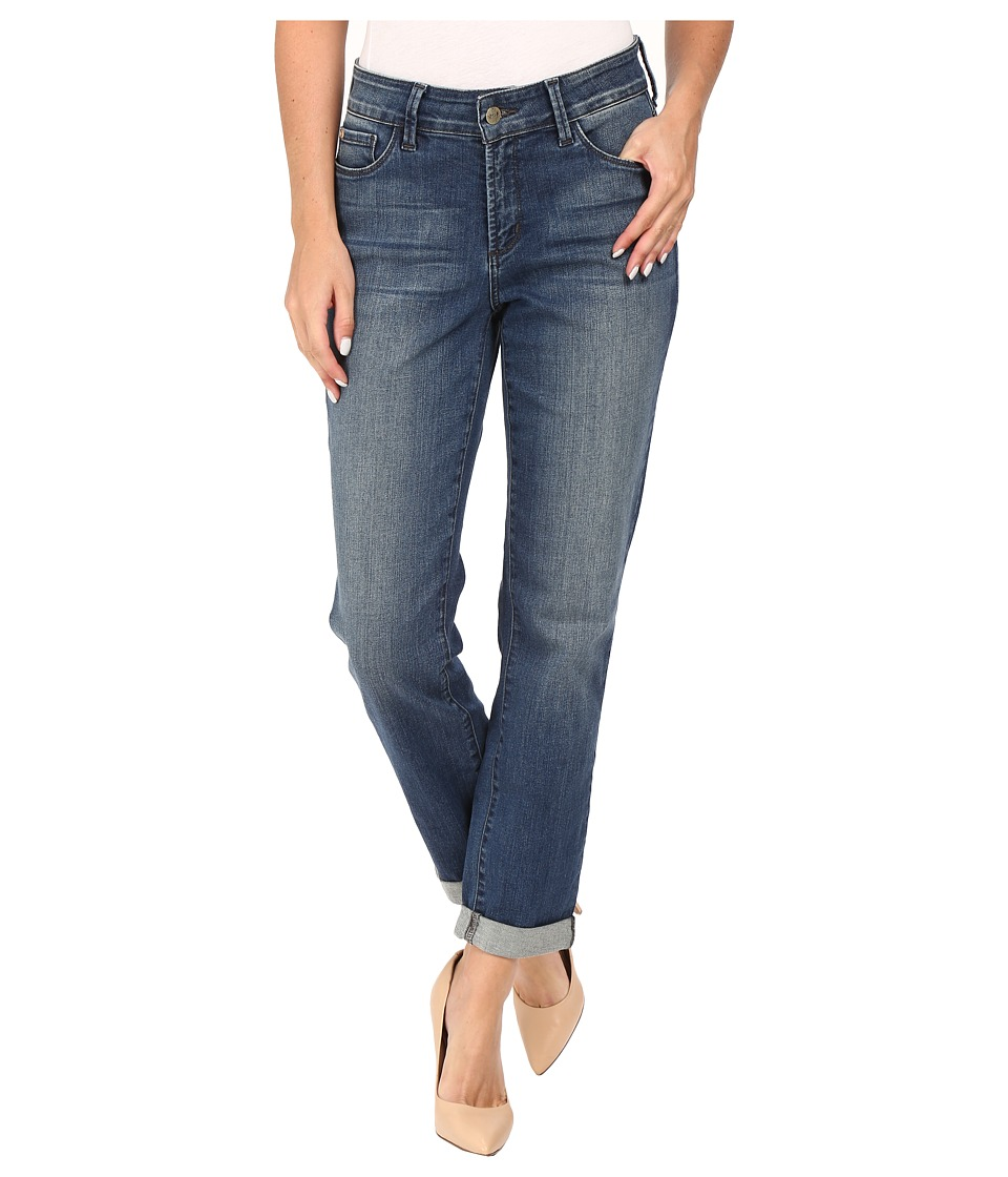 NYDJ - Jessica Relaxed Boyfriend Jeans in Montpellier Wash (Montpellier Wash) Women's Jeans