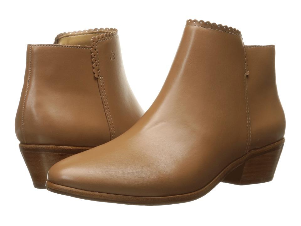 Jack Rogers - Bailee (Cognac) Women's Boots