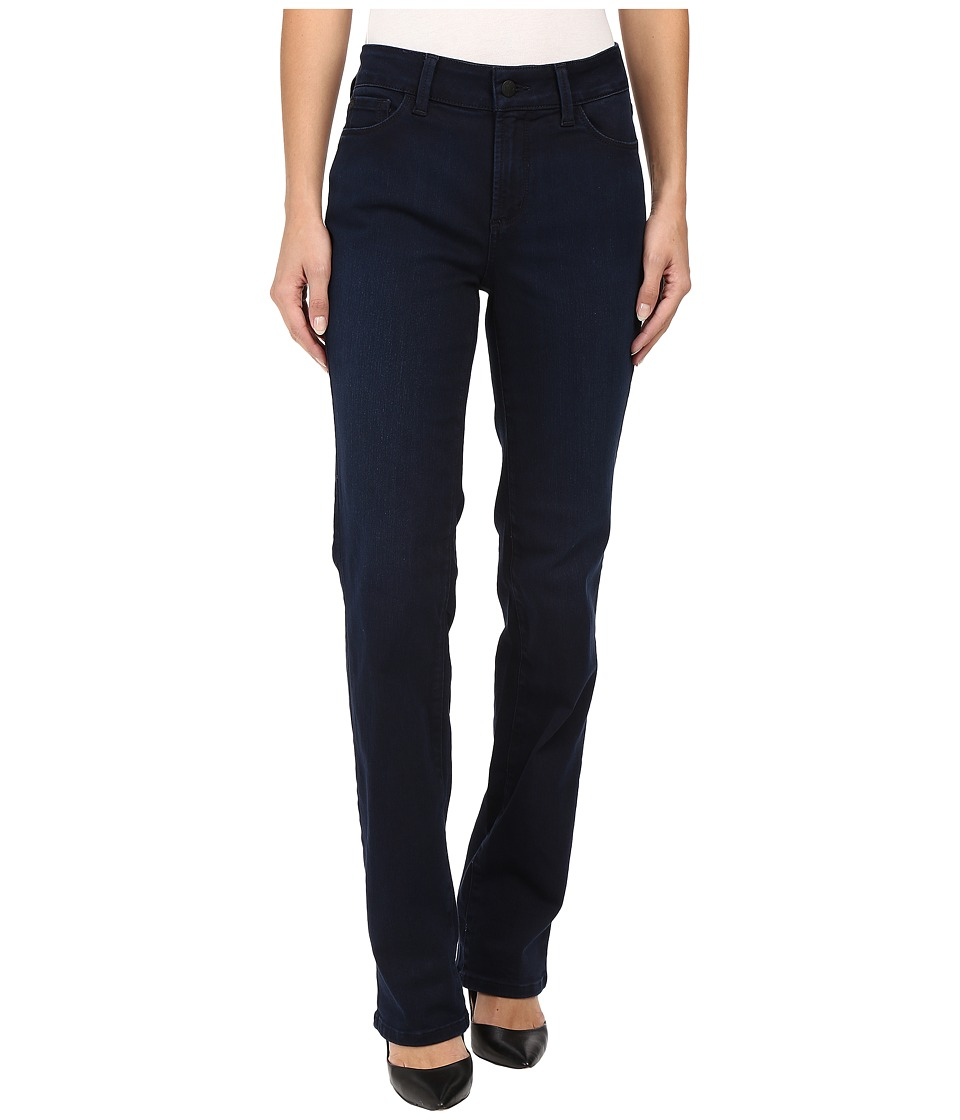 NYDJ - Marilyn Straight Jeans in Future Fit Denim (Paris Nights Wash) Women's Jeans