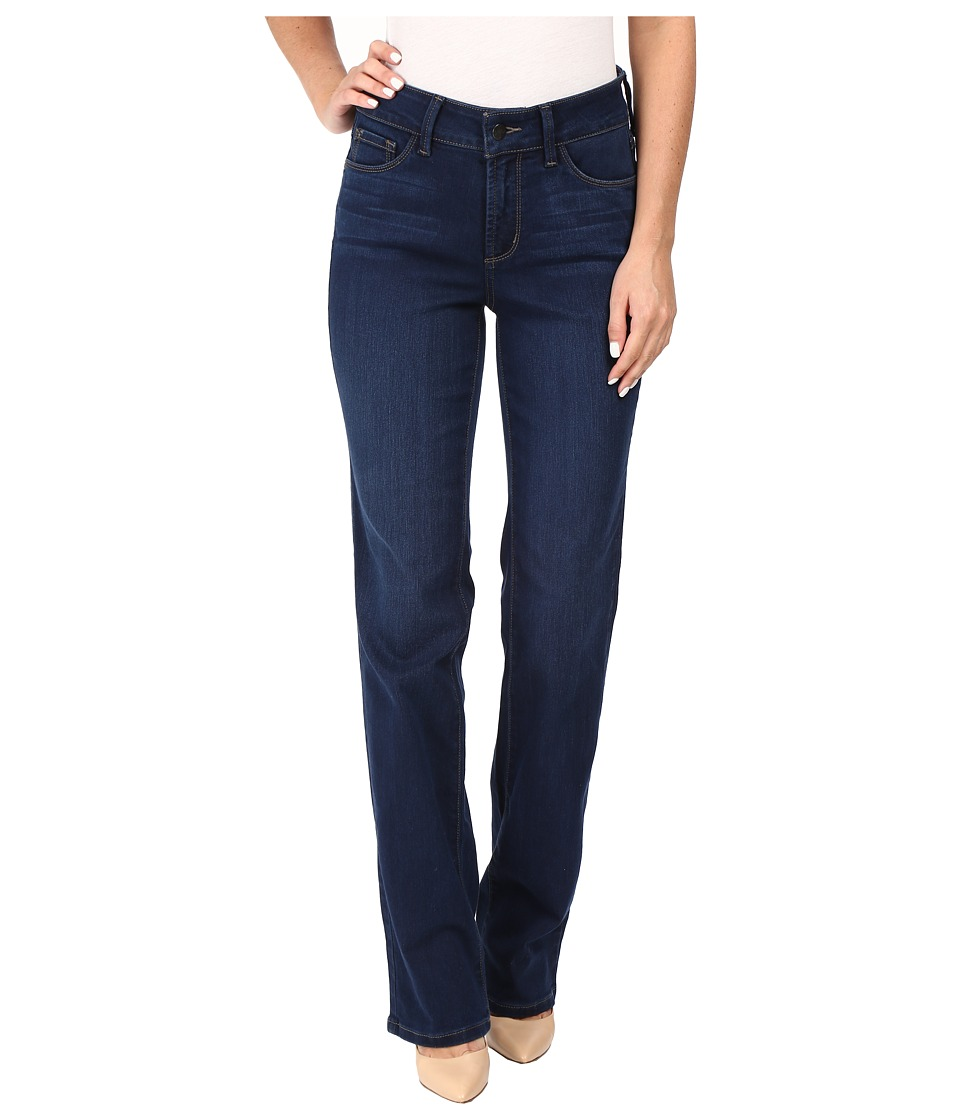 NYDJ - Marilyn Straight Jeans in Future Fit Denim (Provence Wash) Women's Jeans
