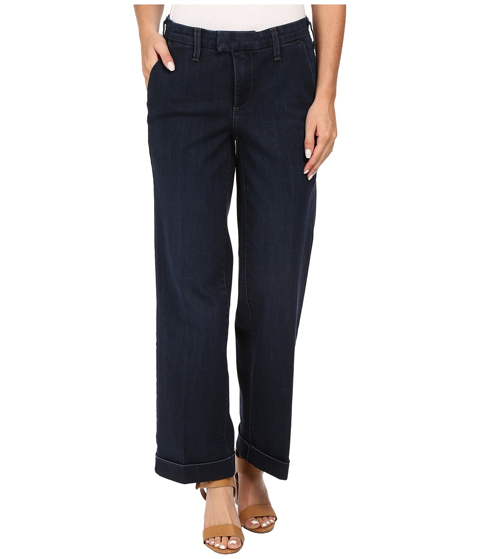 NYDJ - Mila Relaxed Ankle Jeans in Verdun Wash (Verdun Wash) Women's Jeans