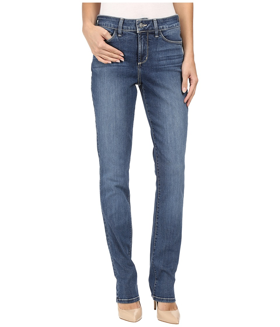 NYDJ - Samantha Slim Jeans in Heyburn Wash (Heyburn Wash) Women's Jeans