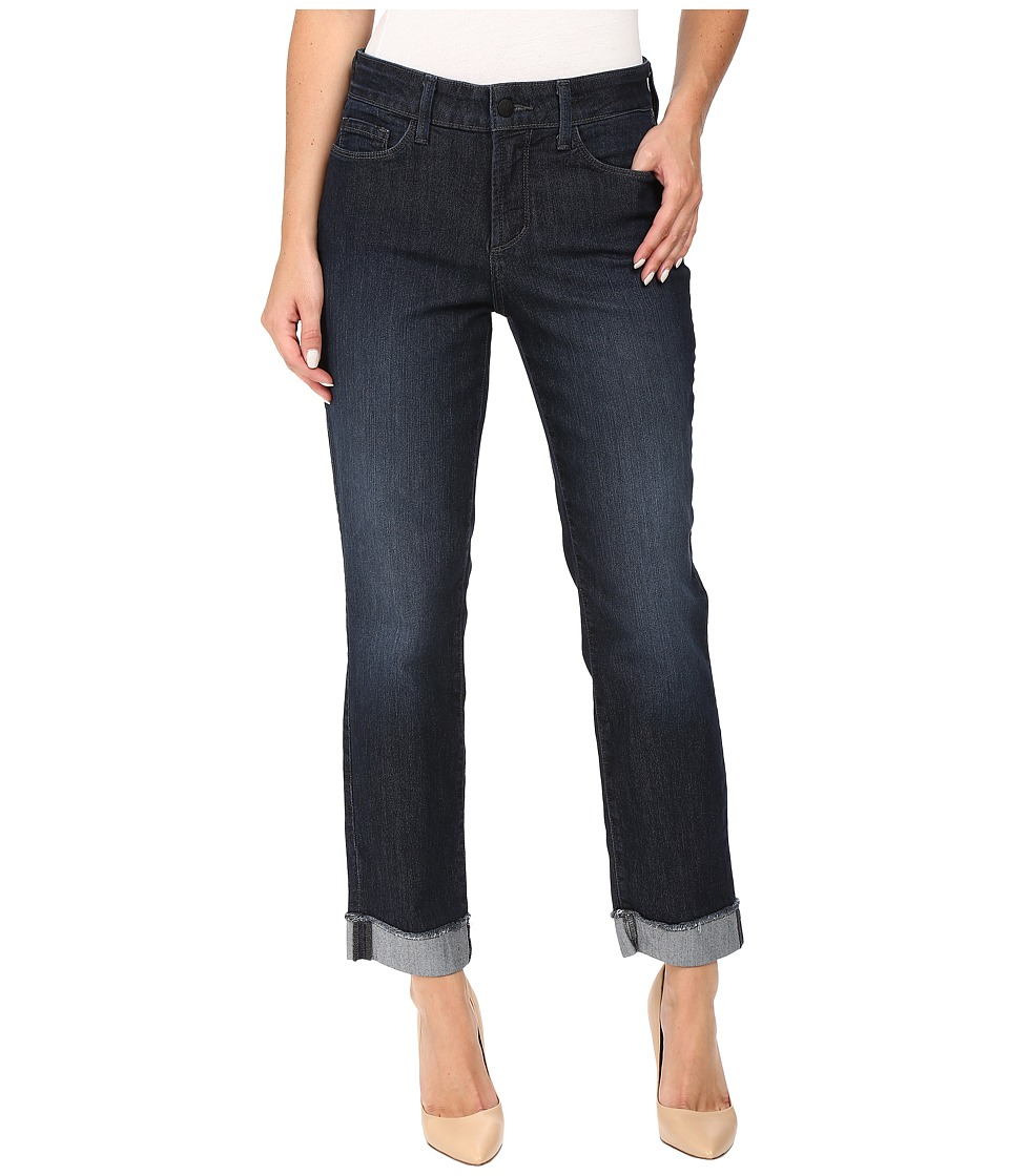 NYDJ - Sylvia Relaxed Boyfriend Jeans in Burbank Wash (Burbank Wash) Women's Jeans