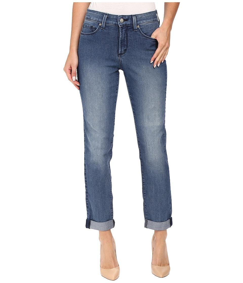 NYDJ - Sylvia Relaxed Boyfriend Jeans in Avignon (Avignon) Women's Jeans