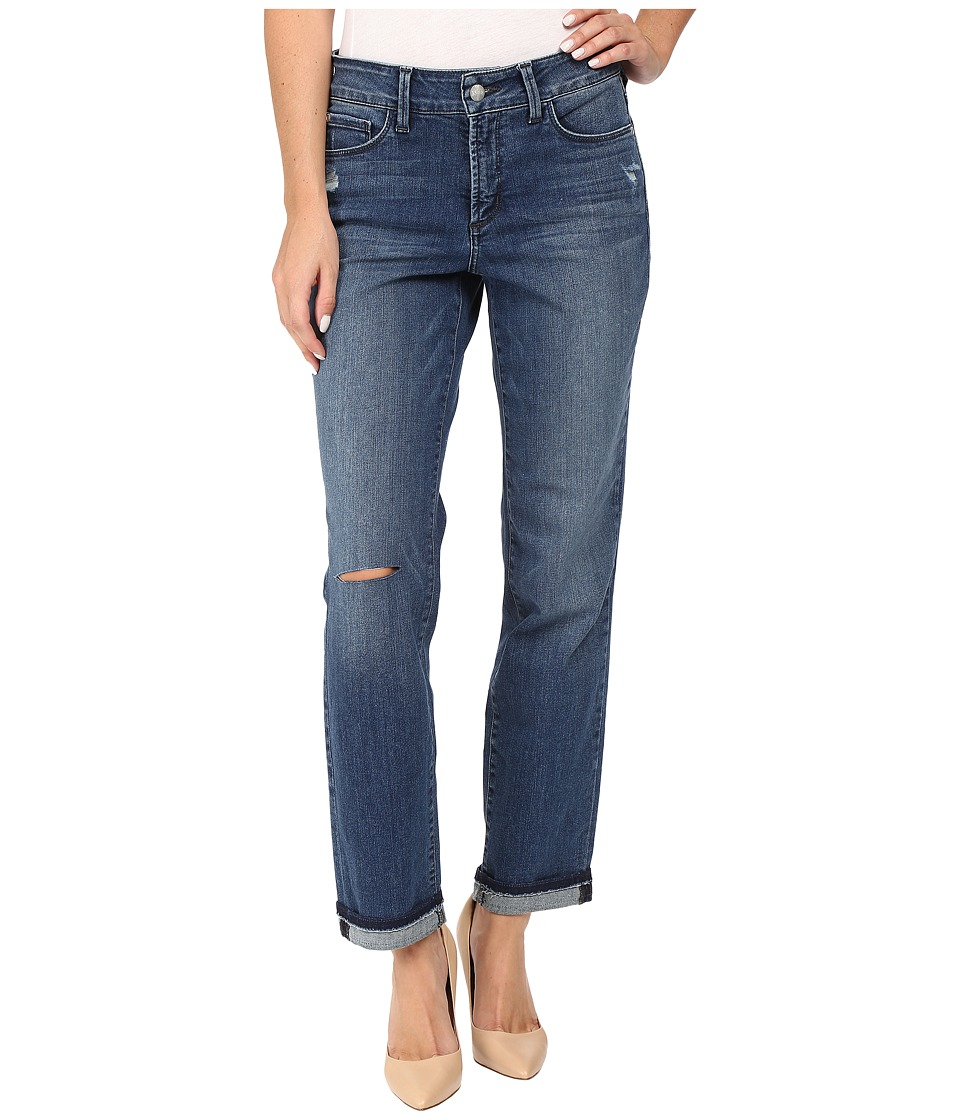 NYDJ - Sylvia Relaxed Boyfriend Jeans (Mayfair Wash) Women's Jeans