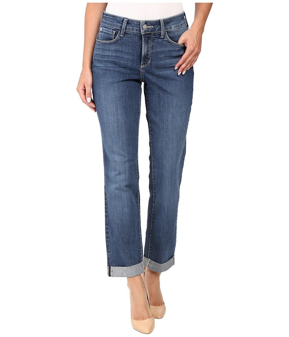 NYDJ - Sylvia Relaxed Boyfriend Jeans (Heyburn Wash) Women's Jeans