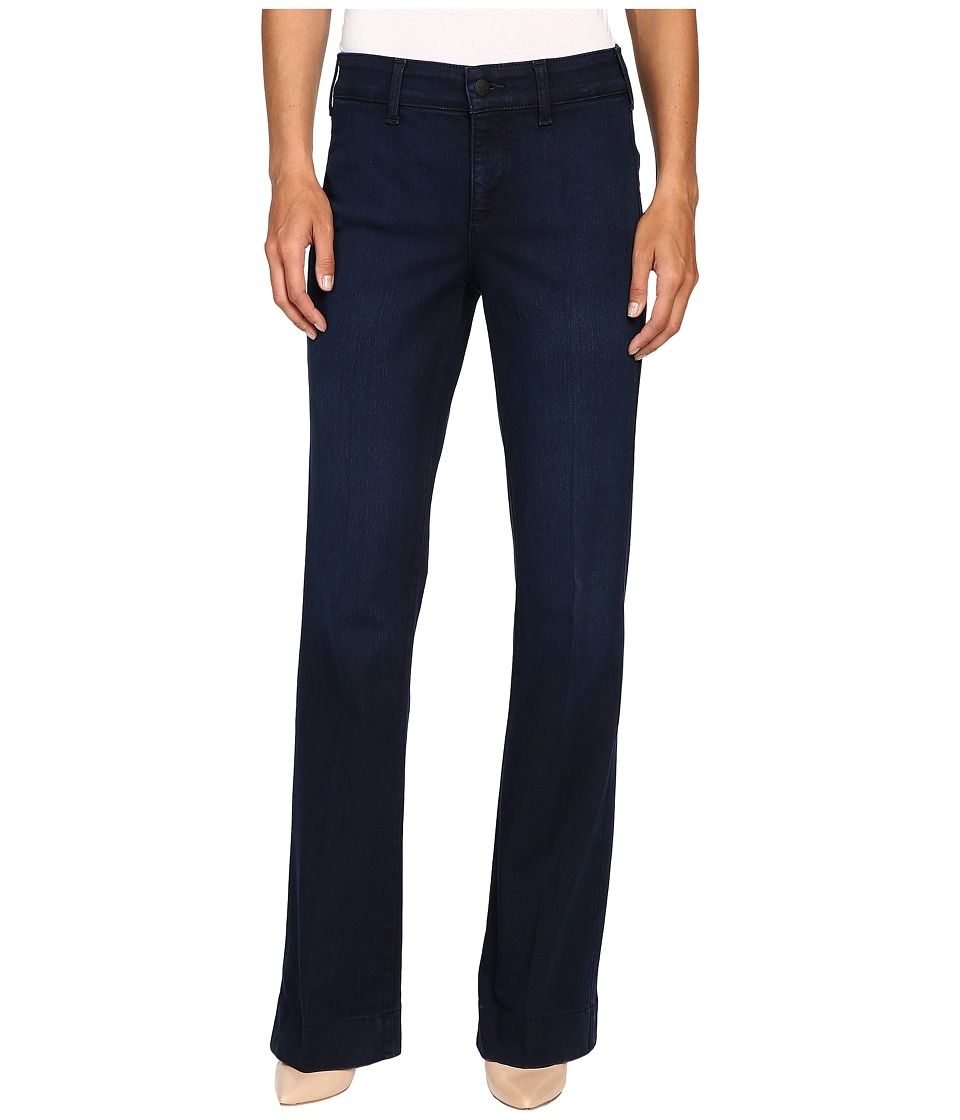 NYDJ - Teresa Modern Trouser Jeans in Future Fit Denim (Paris Nights Wash) Women's Jeans