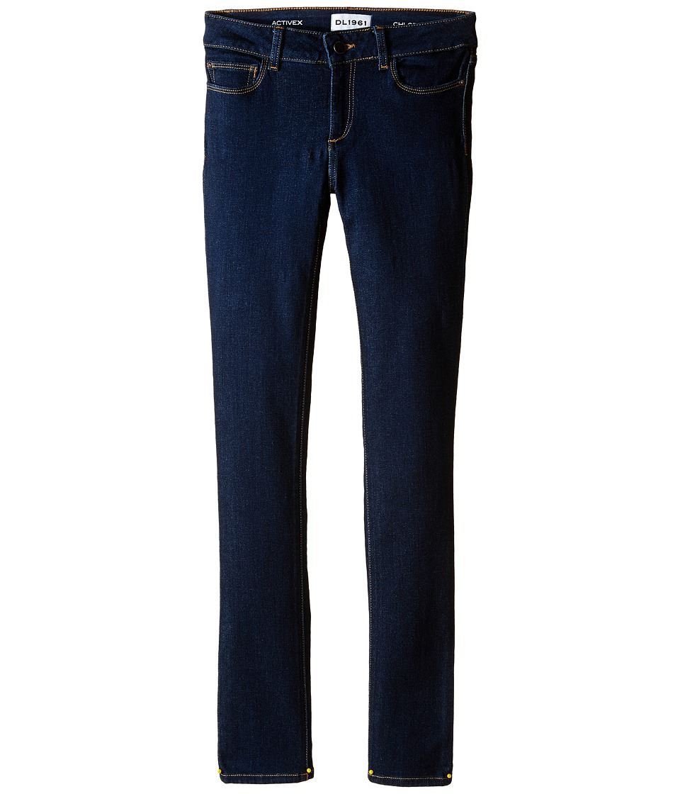 DL1961 Kids - Chloe Skinny Jeans in Monroe (Big Kids) (Monroe) Girl's Jeans