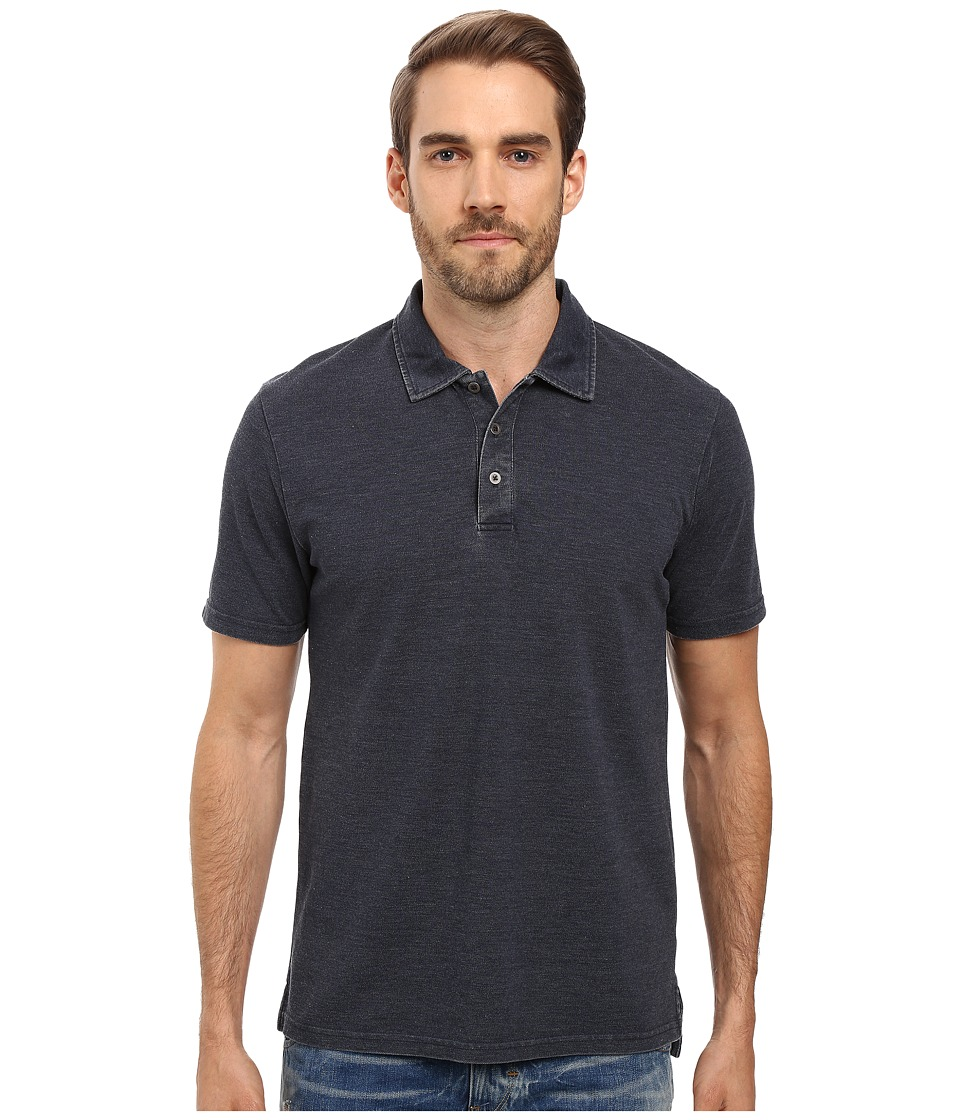 Threads 4 Thought - The Blake Polo (Blue Nights) Men's Clothing