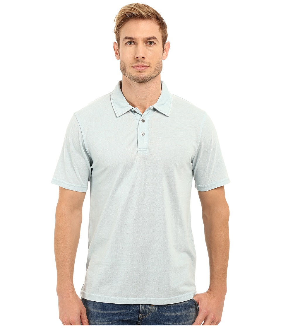 Threads 4 Thought - The Blake Polo (Sky Blue) Men's Clothing
