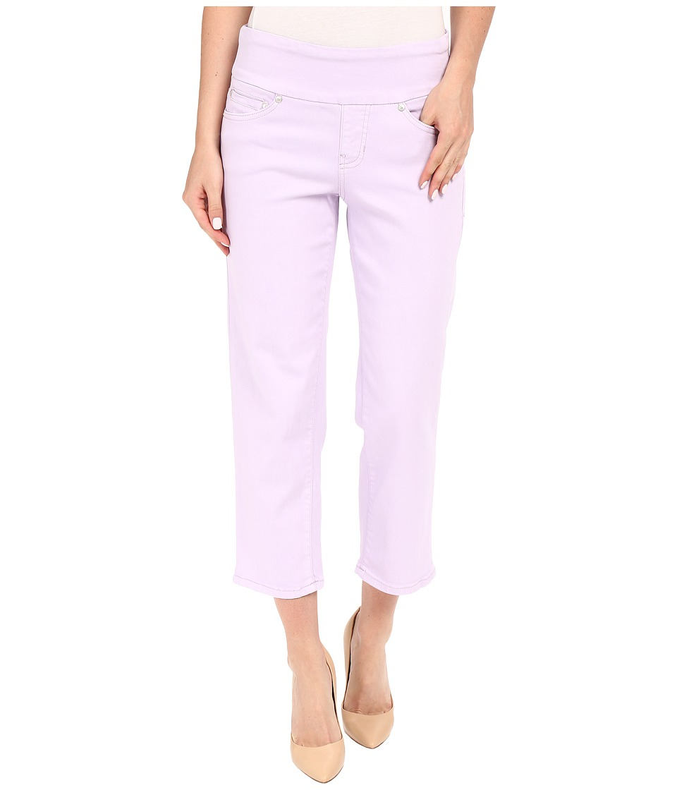 Jag Jeans - Echo Pull-On Classic Fit Crop in Dolce Twill (Primrose) Women's Jeans