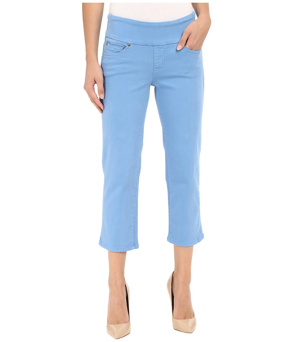 Jag Jeans - Echo Pull-On Classic Fit Crop in Dolce Twill (Regatta) Women's Jeans