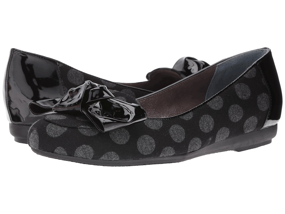 J. Renee - Bacton (Black/Gray) Women's Shoes