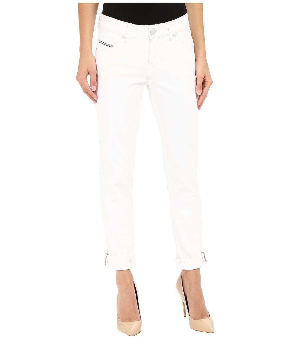 Jag Jeans - Alex Boyfriend Capital Denim in White (White) Women's Jeans